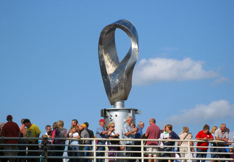 Infinity-ʎʇıuıɟuI by Plamen Yordanov - search and link Sculpture with SculptSite.com