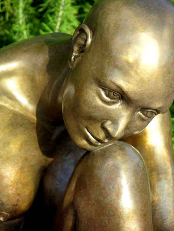 PURITY  by J. Anne Butler - search and link Sculpture with SculptSite.com