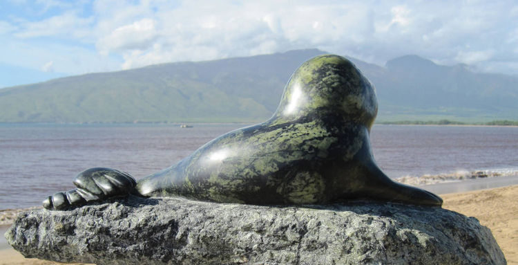 Preciou Pup by Kim Mosley - search and link Sculpture with SculptSite.com