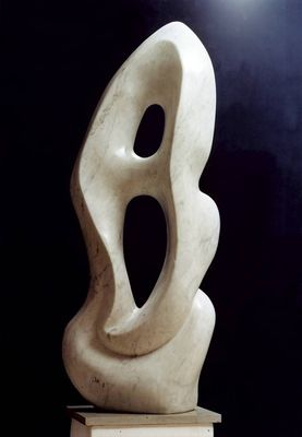 Metaphysical shape by Shimon Drory - search and link Sculpture with SculptSite.com