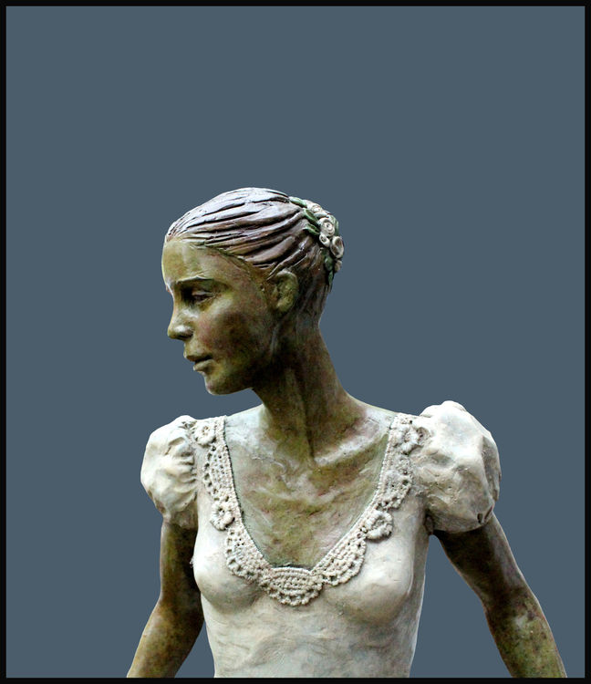 Adolphe-Adam's-Giselle   by Sterett-Gittings Kelsey - search and link Sculpture with SculptSite.com