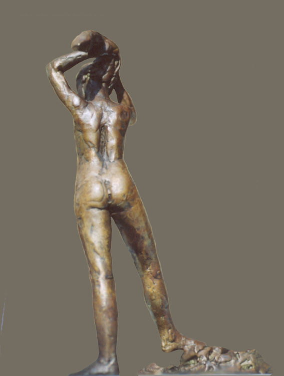 Peter-Kyle-Choreographer-New-York by Sterett-Gittings Kelsey - search and link Sculpture with SculptSite.com