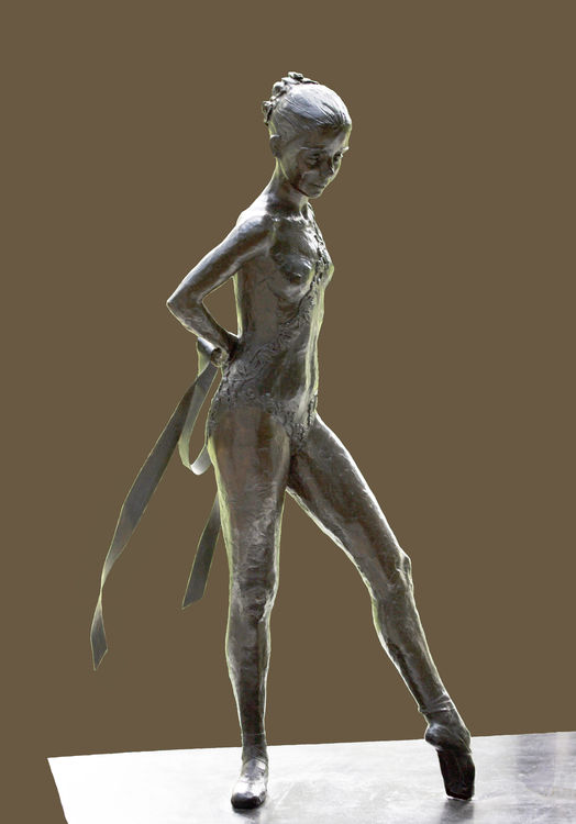 Lady-Cadwallader-Washburn by Sterett-Gittings Kelsey - search and link Sculpture with SculptSite.com