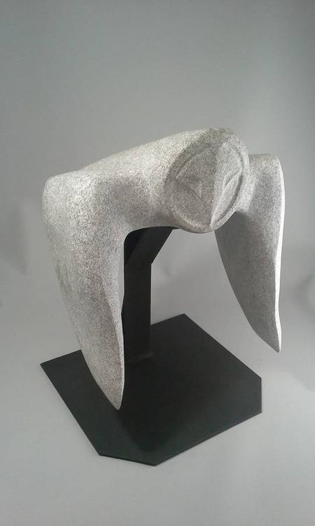 Keeper Of The Night by Douglas Abbondanzio - search and link Sculpture with SculptSite.com