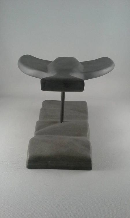 Stealth by Douglas Abbondanzio - search and link Sculpture with SculptSite.com
