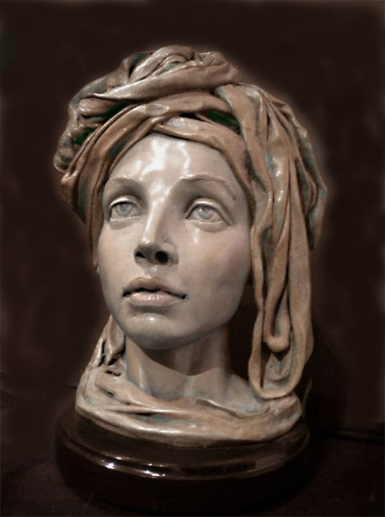 Cassandra by Claudia Cohen - search and link Sculpture with SculptSite.com