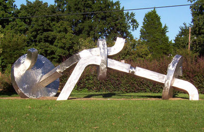 Linkages by Wayne Trapp - search and link Sculpture with SculptSite.com